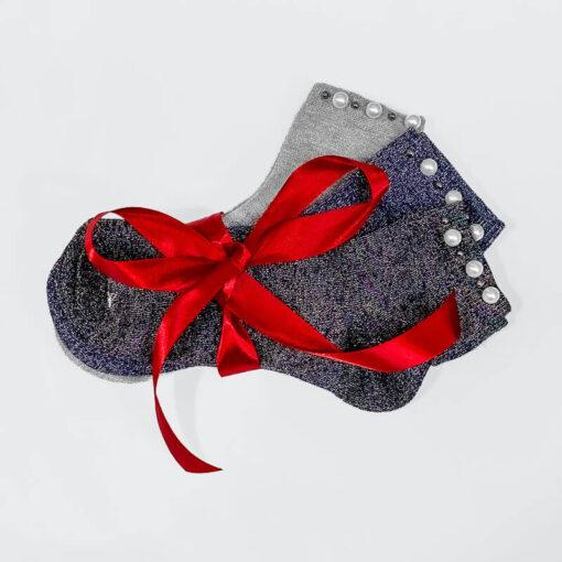 Σετ Δώρου Γυναικείες Κάλτσες (3τμχ) 1750037 Πολύχρωμο