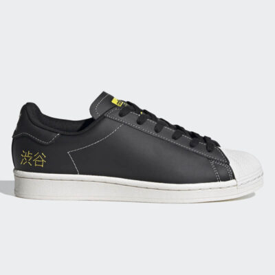 Sneaker Adidas Superstar Pure FV2833 Μαύρο