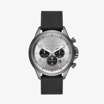 Ανδρικό Ρολόι Michael Kors MK8787 Μαύρο - Ασημί