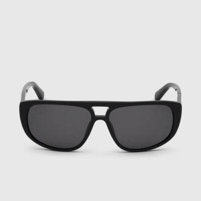 Γυαλιά Ηλίου Diesel DL0300 01A Μαύρο Γκρι