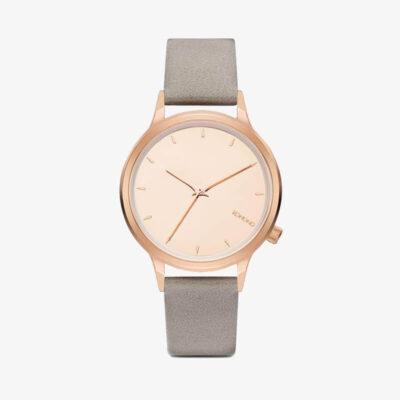 Γυναικείο Αναλογικό Ρολόι Komono W2762 Χρυσό Γκρι