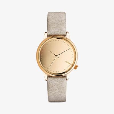 Γυναικείο Αναλογικό Ρολόι Komono W2872 Χρυσό Γκρι