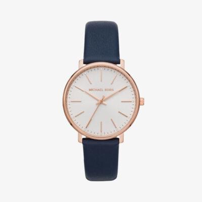 Γυναικείο Ρολόι Michael Cors MK2893 Μπλε - Μπρονζέ