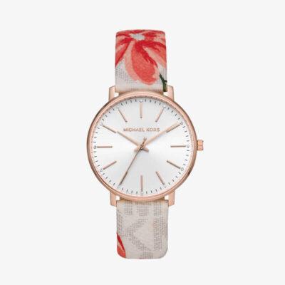 Γυναικείο Ρολόι Michael Kors MK2895 Άσπρο