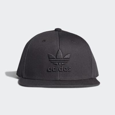 Καπέλο Adidas Originals Trefoil GD4439 Μαύρο