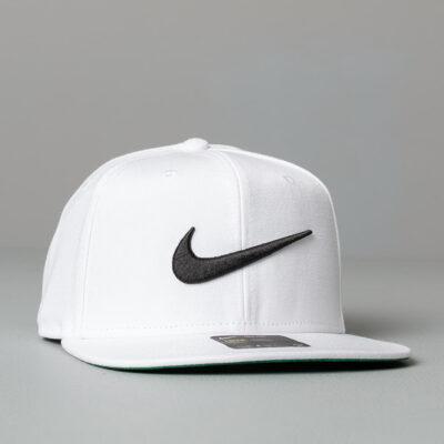 Καπέλο Nike Swoosh Pro Cap 639534-100 Άσπρο