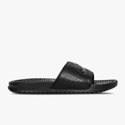 Παντόφλα Nike Benassi Just Do It 343880-001 Μαύρο