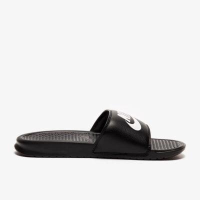 Παντόφλα Nike Benassi Just Do It 343880-090 Μαύρο