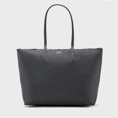 Τσάντα Ώμου Lacoste L.12.12 Concept Μαύρο