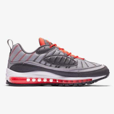 Sneaker Nike Air Max 98 640744-006 Γκρι