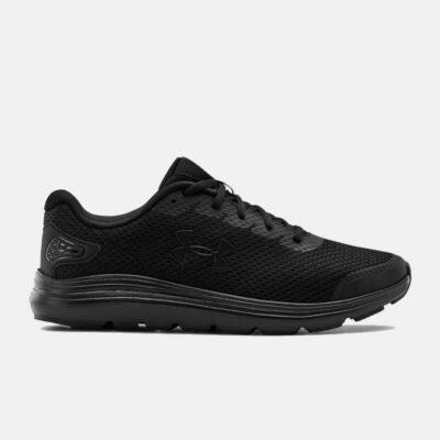 Sneaker Under Armour Surge 2 3022595-002 Μαύρο