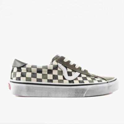 Sneaker Vans Vans VN0A4BU6WO31 Πράσινο
