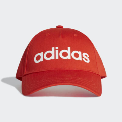 Unisex Καπέλο Adidas Daily GE1163 Κόκκινο