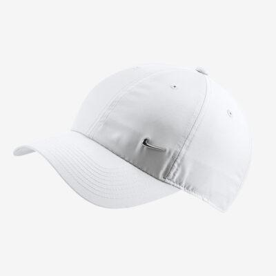 Καπέλο H86 Cap Metal AV8055-100 Άσπρο