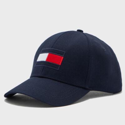 Καπέλο Tommy Hilfiger AM0AM04508 CJM Σκούρο Μπλε
