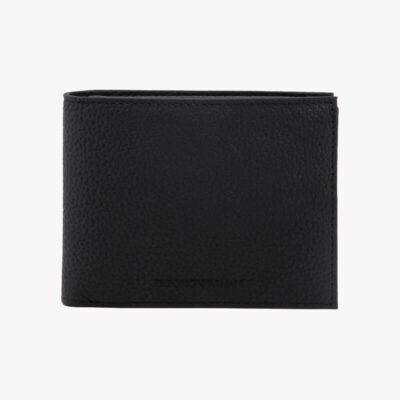 Πορτοφόλι Emporio Armani Y4R171-YDB9E-81072 Μαύρο
