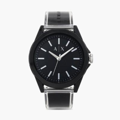 Ρολόι Μπαταρίας Armani Exchange Drexler AX2629 Μαύρο