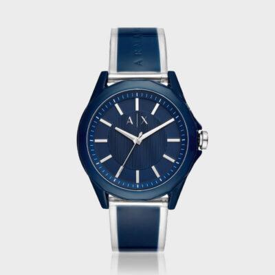 Ρολόι Μπαταρίας Armani Exchange Drexler AX2631 Μπλε