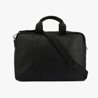 Τσάντα Ταξιδιού Emporio Armani Y4Q088-YG89J-81072 Μαύρο