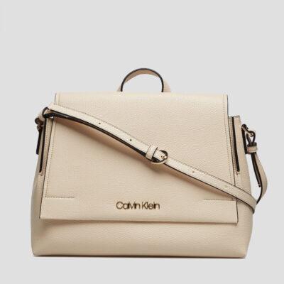 Τσάντα Χειρός Calvin Klein K60K605029-064 Μπεζ