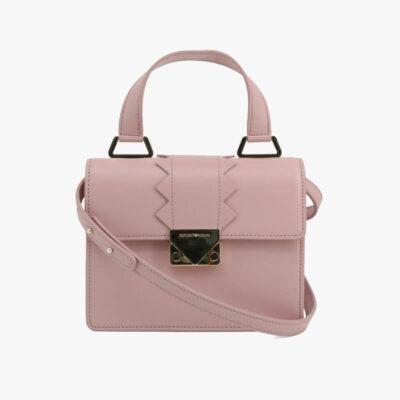 Τσάντα Χειρός Emporio Armani Y3B075-YDC1A-80137 Ροζ