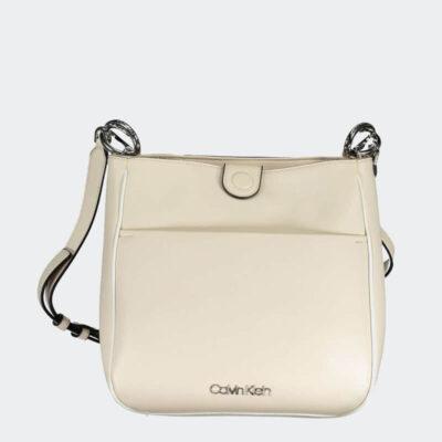 Τσάντα Χιαστί Calvin Klein K60K606685-VHB Μπεζ