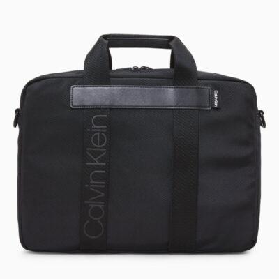 Χαρτοφύλακας Calvin Klein K50K505673-BAX Μαύρο