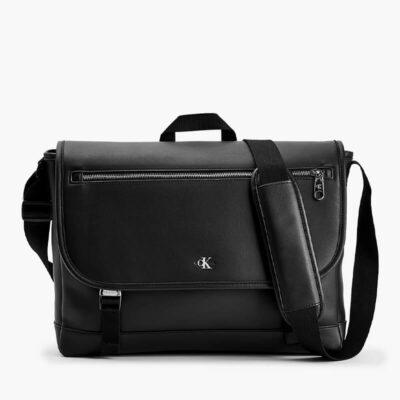 Χαρτοφύλακας Calvin Klein K50K506157-BDS Μαύρο