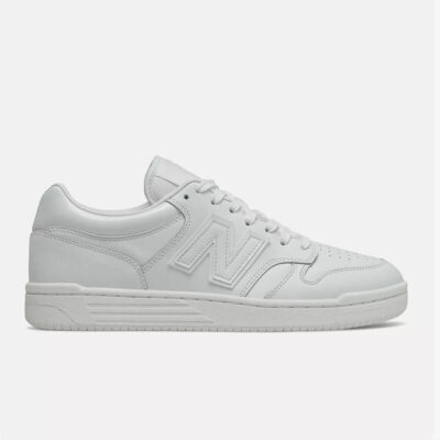 Sneaker New Balance BB480LWW Άσπρο