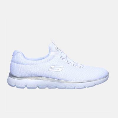 Sneaker Skechers Summits 12980-WSL Άσπρο