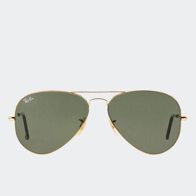 Γυαλιά Ηλίου Ray Ban RB3025 181 Χρυσό Πράσινο