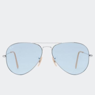 Γυαλιά Ηλίου Ray Ban RB3025 906515 Ασημί Μπλε