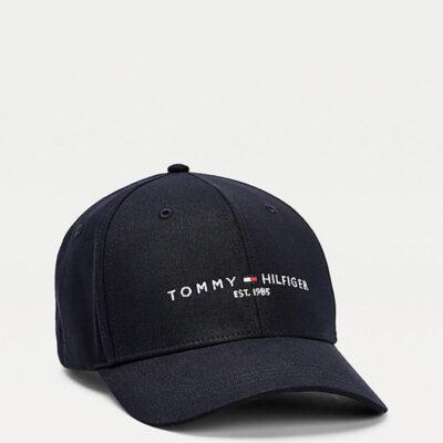 Καπέλο Tommy Hilfiger Established AM0AM07352-DW5 Σκούρο Μπλε