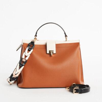 Τσάντα Χειρός Gaudi V1AE-10160_V0045 Ταμπά