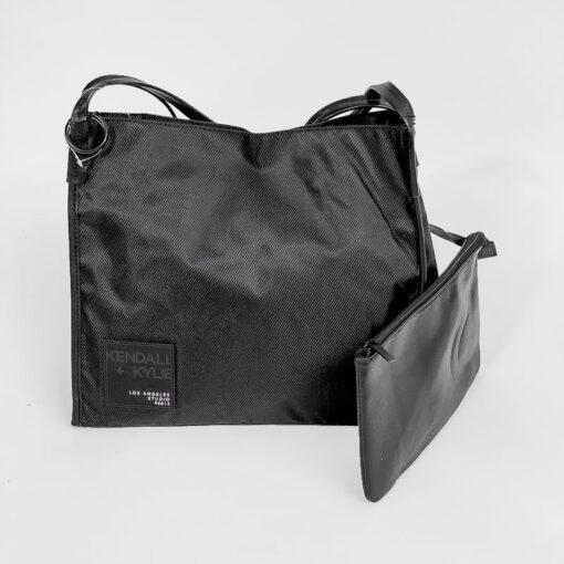 Τσάντα Χειρός Kendall + Kylie Chrishell HBKK-220-0008-80 Μαύρο