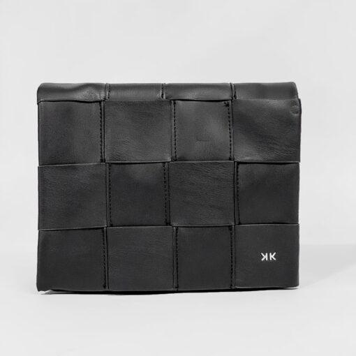 Τσαντάκι Χιαστί Kendall + Kylie HBKK-221-0005-26 Μαύρο