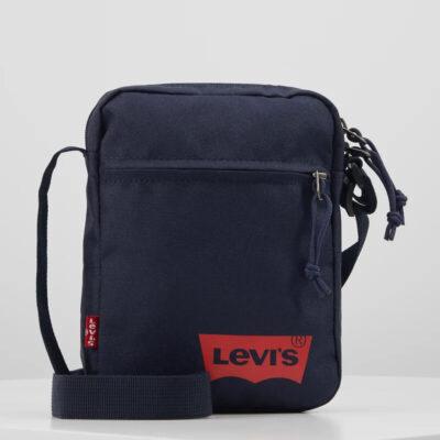 Τσαντάκι Χιαστί Levi's 229095-0208-0017 Σκούρο Μπλε