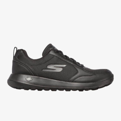 Sneaker Skechers Go Walk Max 216166-BBK Μαύρο