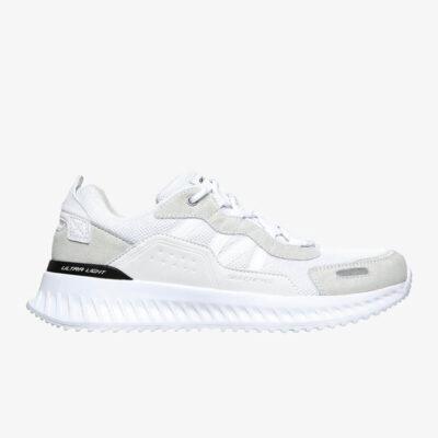 Sneaker Skechers Matera 2.0 Ximino 232011-OFWT Άσπρο Γκρι