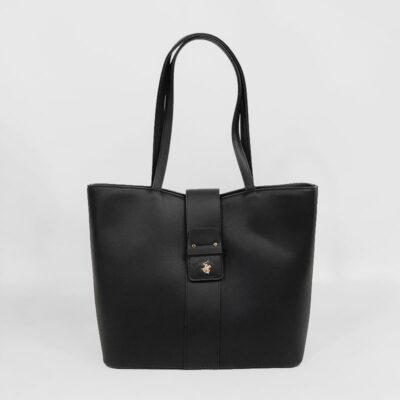Τσάντα Ώμου Beverly Hills Polo Club BH-2452 Μαύρο