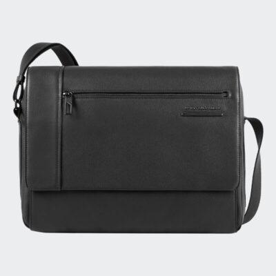 Τσάντα Ταχυδρόμου Piquadro CA4639AO-Ν Μαύρο