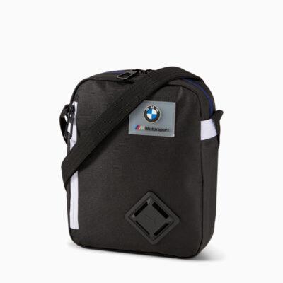Τσαντάκι Χιαστί Puma BMW M Motorsport LS 077876-01 Μαύρο