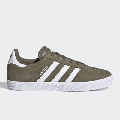 Φλατ Sneaker Adidas Gazelle EG7284 Πράσινο