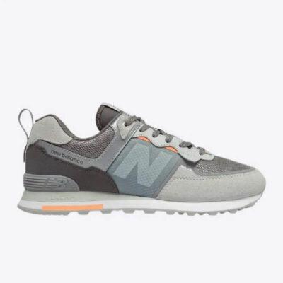 Sneaker New Balance 574 MS574ISC Γκρι