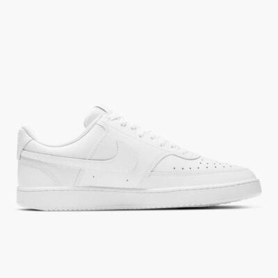Sneaker Nike Court Vision Lo CD5463-100 Άσπρο