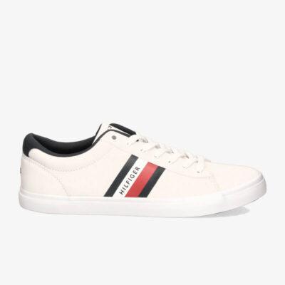 Sneaker Tommy Hilfiger FM0FM03389-YBR Άσπρο
