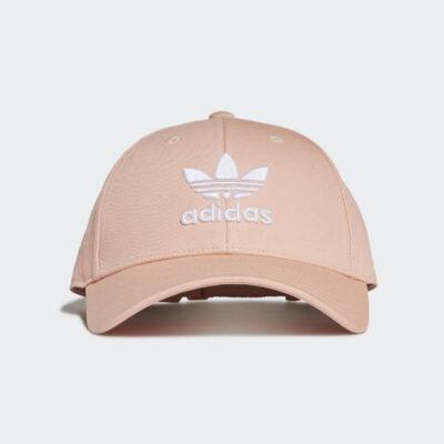 Καπέλο Adidas Trefoil Baseball GN4889 Ροζ