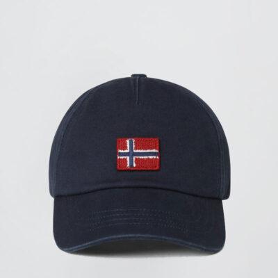 Καπέλο Napapijri NP0A4E3X-176 Σκούρο Μπλε