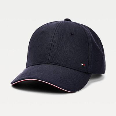 Καπέλο Tommy Hilfiger AM0AM07346-DW5 Σκούρο Μπλε