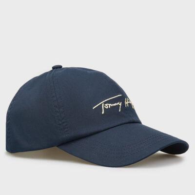 Καπέλο Tommy Hilfiger AW0AW09806-DW5 Σκούρο Μπλε